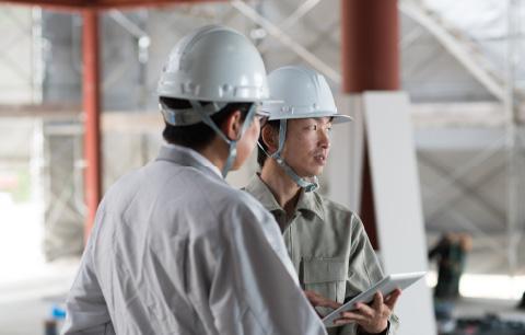 エンジニアリング部門による技術サービス